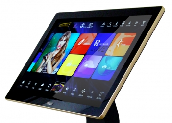"Pro Ktv * Miracle * 21.5"" Touch Screen Monitor 爱不释手高清触摸屏"