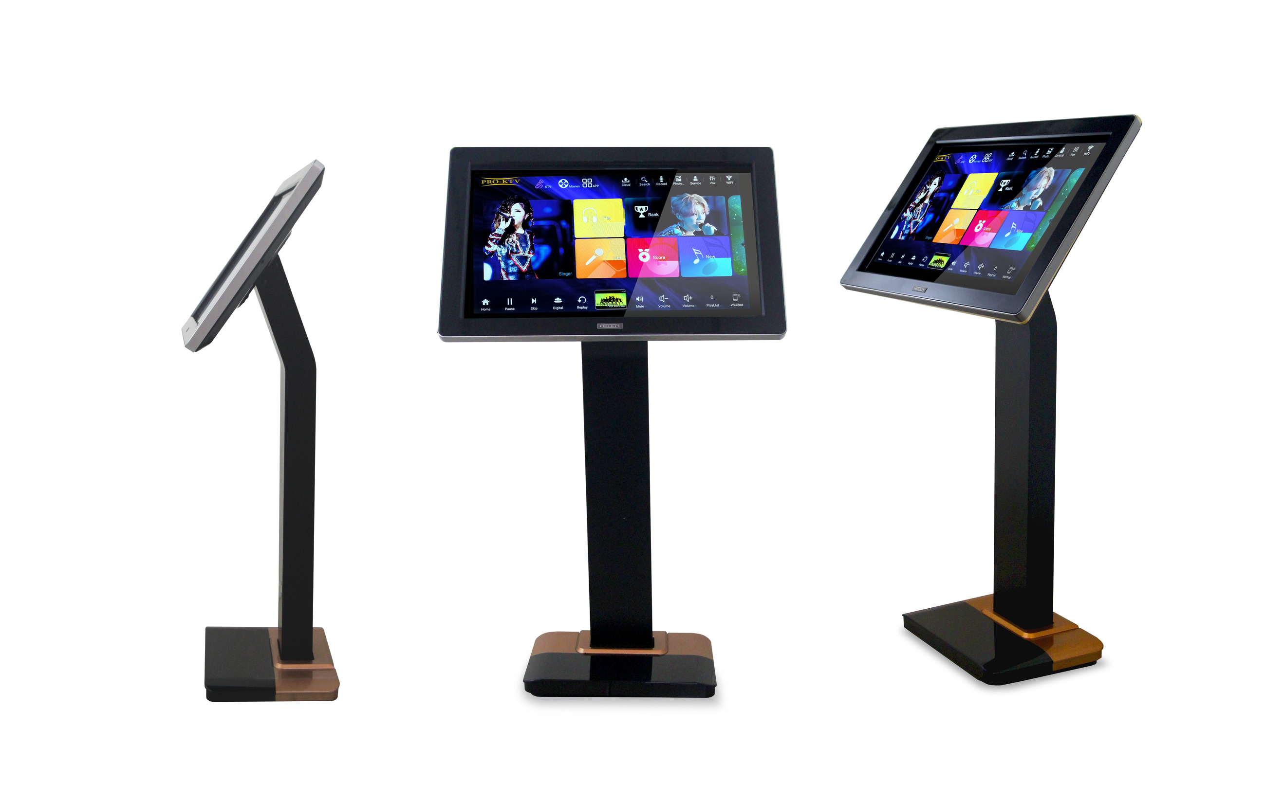 Pro Ktv 19' Touch Screen Monitor